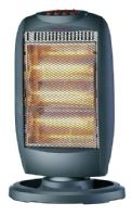 HALOGEN HEATER 1200W ELECTRIC PORTABLE OCSILLATING HOME OFFICE SPACE HOME